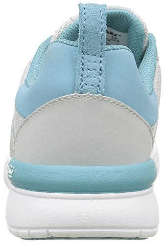 Sneakers Grey Supra Light Low Top Aqua Women's Scissor Grey Wht FqwqIgT