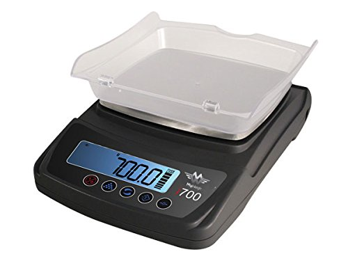 My Weigh iBalance i700 Digital Kitchen Scale 700g x 0.1g AC Adapter