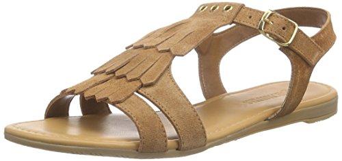 ARQUEONAUTAS 6929 - Sandalias Mujer Marrón - marrón (Cuoio)