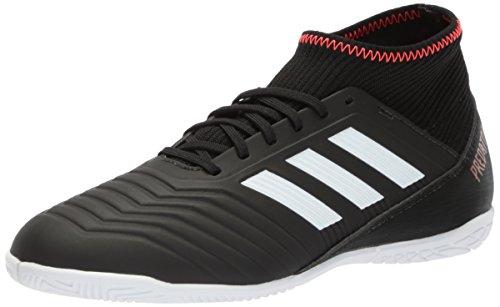 Adidas Ace Tango - Zapatillas de fútbol para niños (18,3 Pulgadas), Core Black/White/Solar Red, 21 MX Niño Grande M