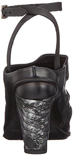Black 0001 Grey Black Argo Mehrfarbig S A Bottines 98 Femme Black 8z7CCqvx