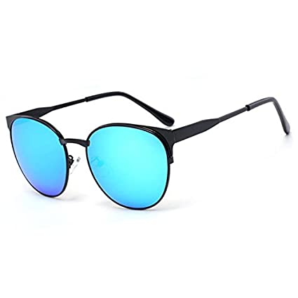 Amazon.com : 365Cor(TM) Fashion Coating cat eye Sunglasses ...