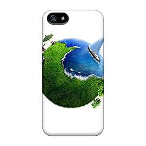 Jeffrehing Iphone 5/5s Well-designed Hard Case Cover My World Protector by Maris's Diary