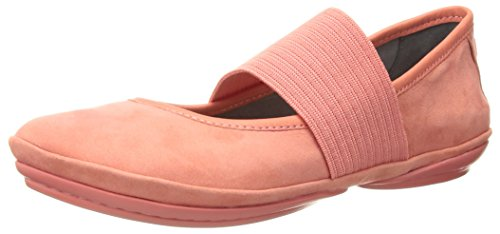Ballet Pink 21595 Nina Women's Flat Right Camper 7p0qwPCUp