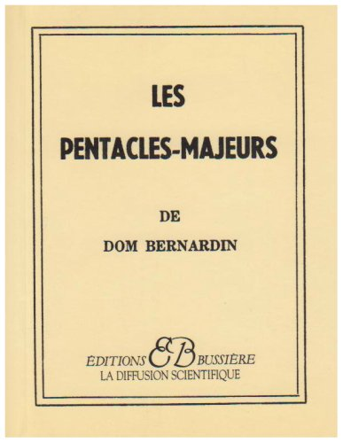 Les Pentacles majeurs (French Edition)