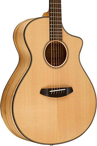 Breedlove Oregon Concert CE Sitka Spruce - Myrtlewood Acoustic-Electric Guitar Gloss Natural