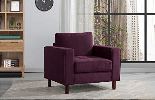 Housel Living Armchair, Purple