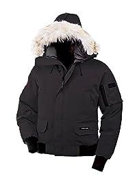 Canada Goose Chilliwack Bomber Black Men's Jackets