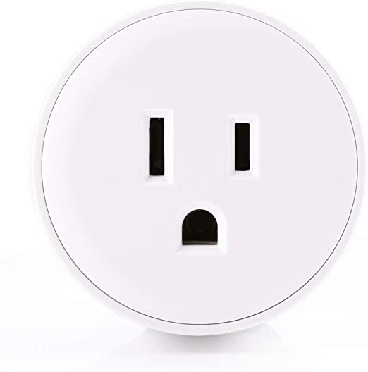 Enchufe Inteligente Wifi, Inalámbrico Smart Mini Monitor de ...