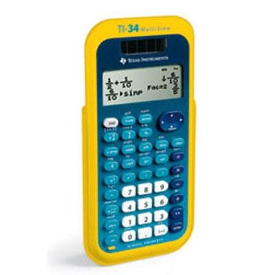 Texas Instruments - TI-34 Multi View Teacher Kits