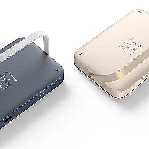 ONAN KOREA N9-Lumena+ Camping LED Lantern metal gold / LED Warm white Color / Camping Accessories