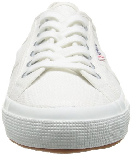 Superga 2750-COTU SLIPON TOTAL BLACK Blanco - Weiß (901)