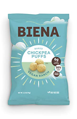 Chickpea Protein Snacks Crunchy Gluten product image