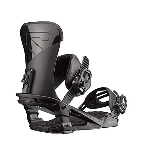 살로 몬 (SALOMON) 스노우보드 바인딩 남성용 TRIGGER 2018-19 년 모형 L40511400 / Salomon Snowboard Binding Men`s TRIGGER 2018-19 Model L40511400
