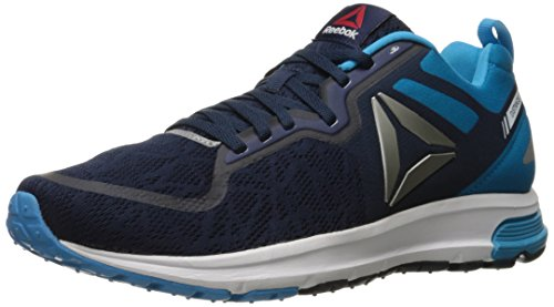 Reebok Mens One Distance 2.0 Running Shoe Collegiate Navy/Wild Blue/Pewter/White mSZiOk
