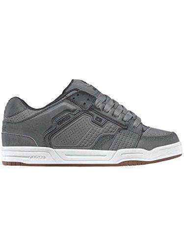 Globe Scribe, Zapatillas de Skateboarding para Hombre charcoal/grey/white