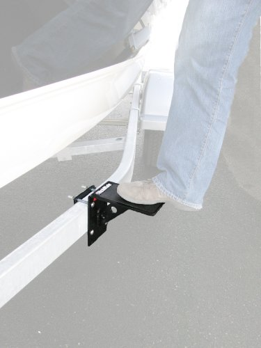 Heininger Hitchmate Black 4036 5-Inch Trailer Step ()