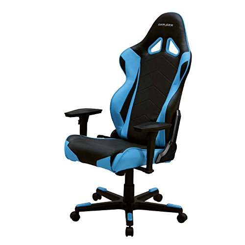 41MFwMV6WIL - DXRacer RF0 Racing Bucket Seat Office Chair Gaming Chair Ergonomic with Lumbar Support