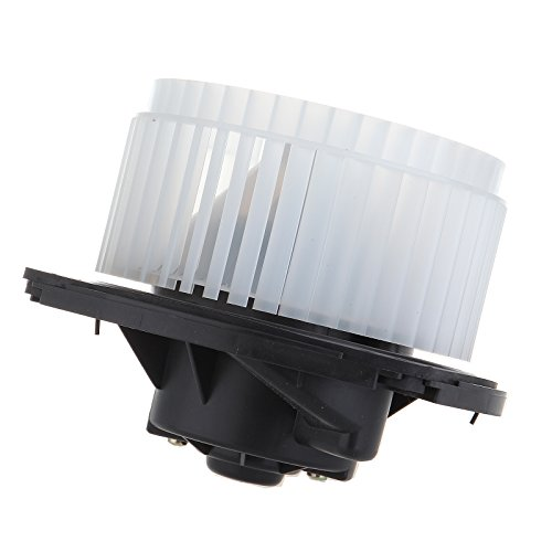 cciyu HVAC Heater Blower Motor with Wheel Fan Cage 22792042 Air Conditioning AC Blower Motor fit for 2005-2009 Buick Lacrosse /2004-2016 Chevrolet Impala /2004-2007 Chevrolet Monte Carlo ()