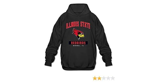 ProSphere Men/'s Illinois State University Secondskin Pullover Hoodie ISU