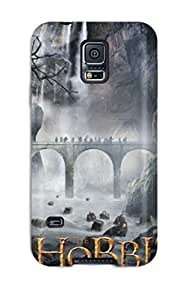 Fashionable PKXvrfl9043UDFjl Galaxy S5 Case Cover For The Hobbit An Unexpected Journey Movie Protective Case