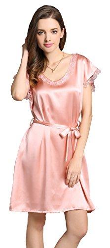 100% Silk Nightgown - 8