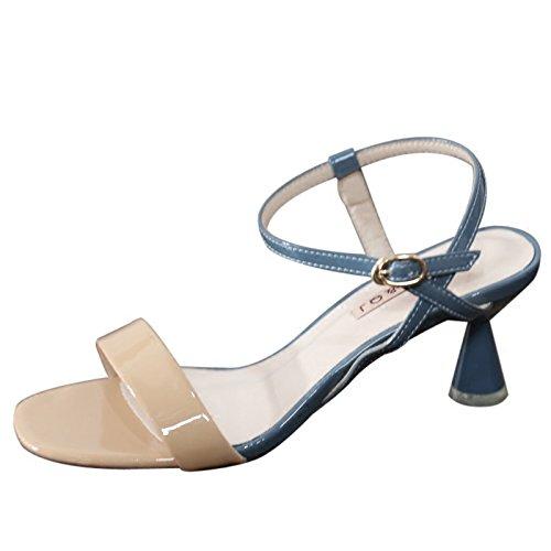 YAYADI Hombres Mujeres Zapatos Deportivos Transpirable Malla Exterior Zapatillas Sneakers Caminar Trotar Luz Instructores Fitness