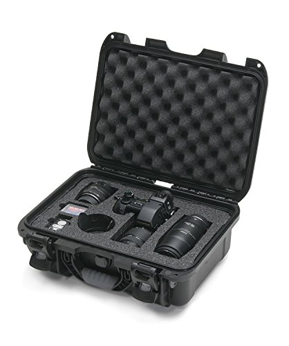 Nanuk 918 Hard Case with Foam, Black (918-1001) , Polaroid Memory Card Wallet and Ritz Gear Card Reader / Writer by Ritz Camera (Image #5)