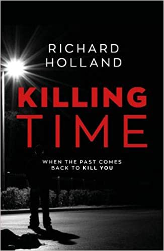 Killing Time by Richard Holland front cover