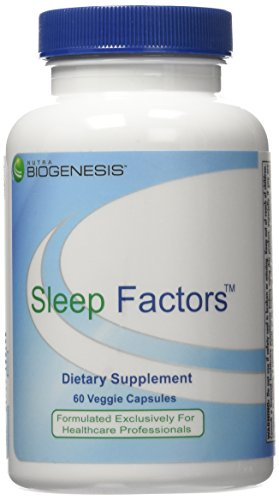 BioGenesis - Sleep Factors 60 veggie caps [Health and Beauty]