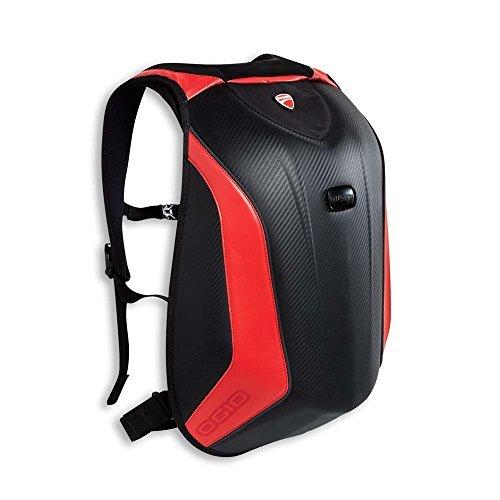 Ducati Molded Redline B1 Backpack by Ogio Black Red 981040452