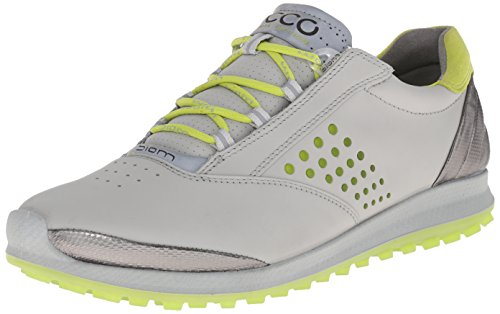 ECCO Women's Biom Hybrid 2 Golf Shoe, Concrete, 36 EU/5-5.5 M US (Ecco Golf 36)