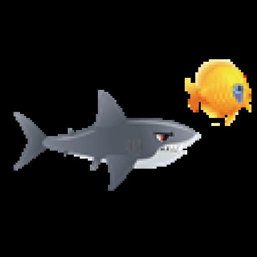 Shark Life - eat fish and avoid mace