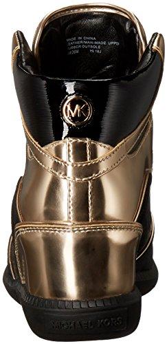 Sport Sneaker Suprema Nappa Black Women's Michael Kors High Top Black Nikko Michael WCvzTxqwOw