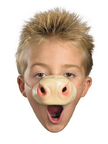 Disguise Costumes Cow Nose Child