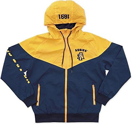 Big Boy North Carolina A&T Aggies S4 Mens Windbreaker Jacket