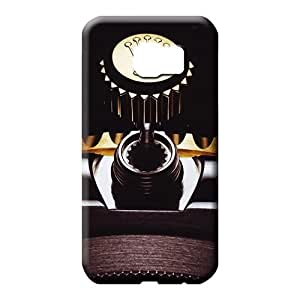 samsung galaxy s6 edge Slim Anti-scratch Pretty phone Cases Covers phone cover case Rolex famous top?brand logo