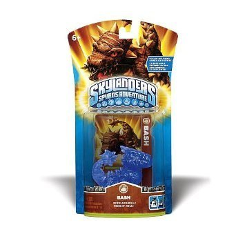 Skylanders Sypro's Adventure Character Pack - Blue Bash by Skylanders (Image #1)