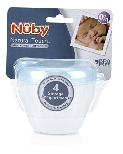- Nuby Natural Touch Milk Powder Dispenser