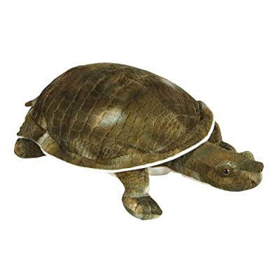 14 Snapping Turtle Plush Stuffed Animal Toy by ap