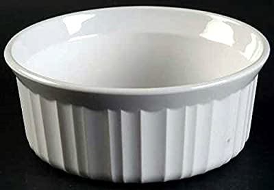CorningWare French White 7-Ounce Ramekins, Set of 2