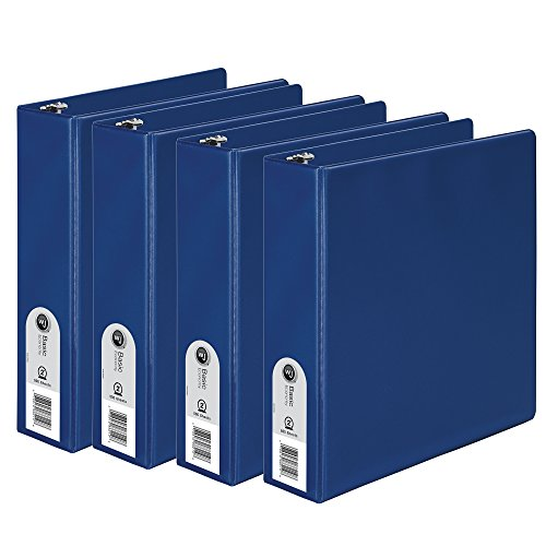 Wilson Jones Binder 4 Pack W70368 44BL
