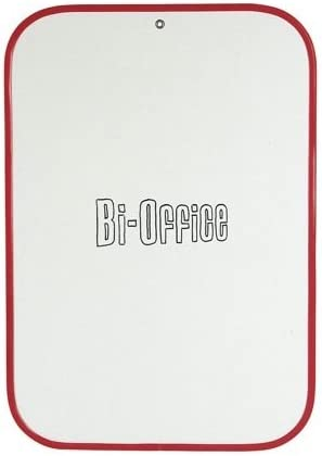 1 Bi-silque Portable Whiteboard Dry Erase 210x300mm Pack
