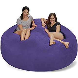 related image of Chill Sack Bean Bag Chair: Giant 7