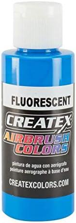 Createx CR5403-60 - Pintura para Tejidos y Telas, Color Azul Ultravioleta