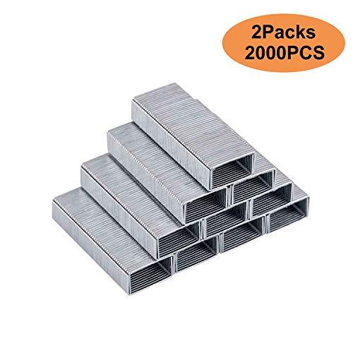 - Alsisk 2000PCS No.10 Mini Staples(Smaller Than Standard Staples)