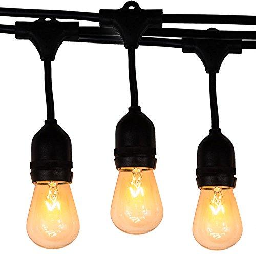 Outdoor String Light Design in Florida - 5