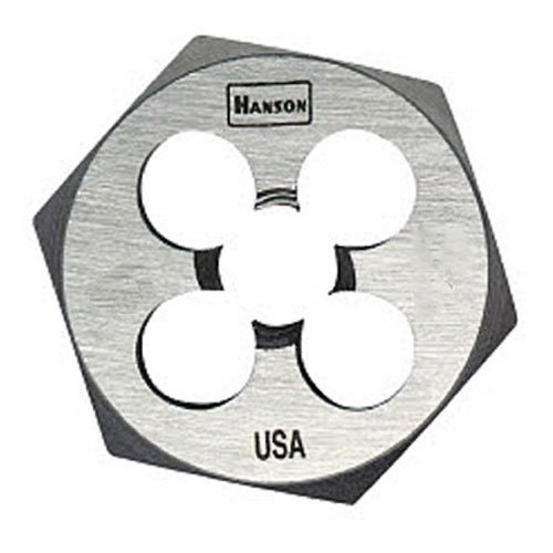 7//8-14 NF Century Drill 98218 High Carbon Steel Fractional Hexagon Die