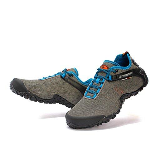 adulto XIGUAFR botas gris Unisex de caño bajo XBdXqw