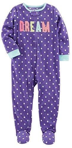 Carters Baby Girls Microfleece 115g166 (12 Months, Dream)